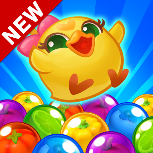 CoCo Pop: Free Bubble Match & Shooter Puzzle Game MOD APK