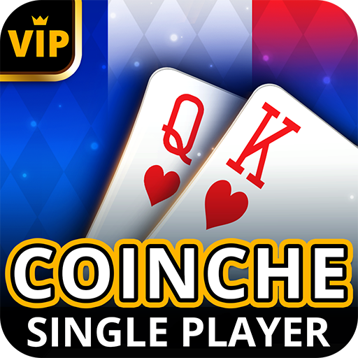 Coinche Offline – Single Player Card Game MOD APK