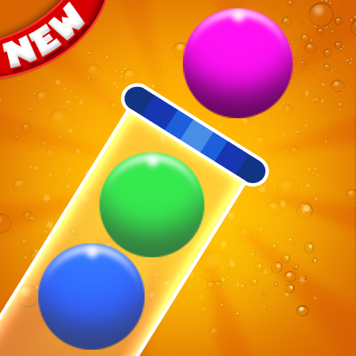 Color Bubble Sort Puzzle Game MOD APK