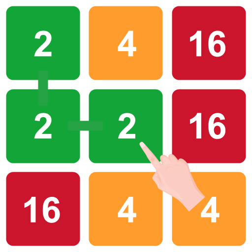 Connect n Clear Numbers 2048: Number Game MOD APK