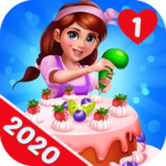 Cooking World: Casual Cooking Games of my cafe' MOD APK 2.2.0