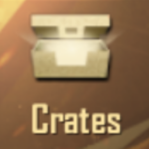 Crate Simulator for PUBGM MOD APK