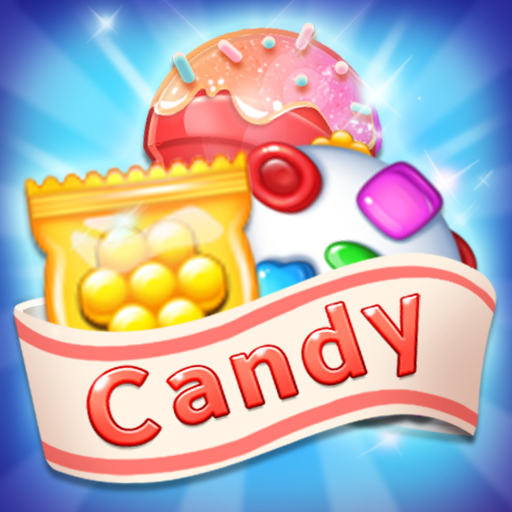 Crush the Candy: #1 Free Candy Puzzle Match 3 Game MOD APK