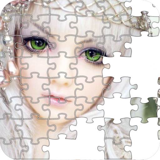 Cute And Beautifull Doll Game Puzzle MOD APK