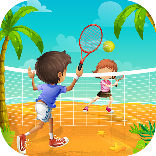 Cute Tennis Top Spin Master Challenge MOD APK