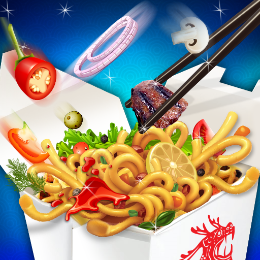 Delicious Chinese Food Maker – Best Cooking Game MOD APK