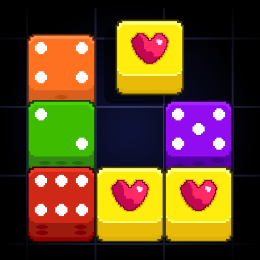 Dice Merge Color Puzzle MOD APK