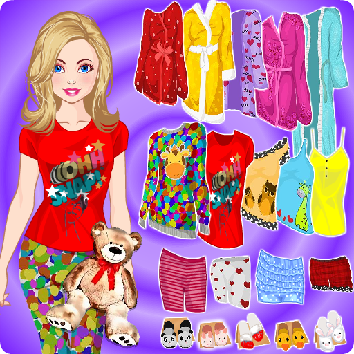 Doll Dress Up – Pajama Party MOD APK