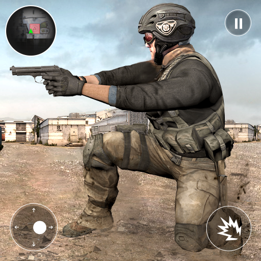 Encounter Strike Ops: Fps Real Commando Games 2020 MOD APK 1.2.1