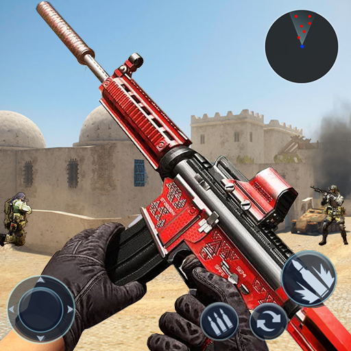 Encounter Terrorist Strike: FPS Gun Shooting 2020 MOD APK