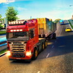 Euro Truck Driving Simulator Transport Truck Games MOD APK 1.31