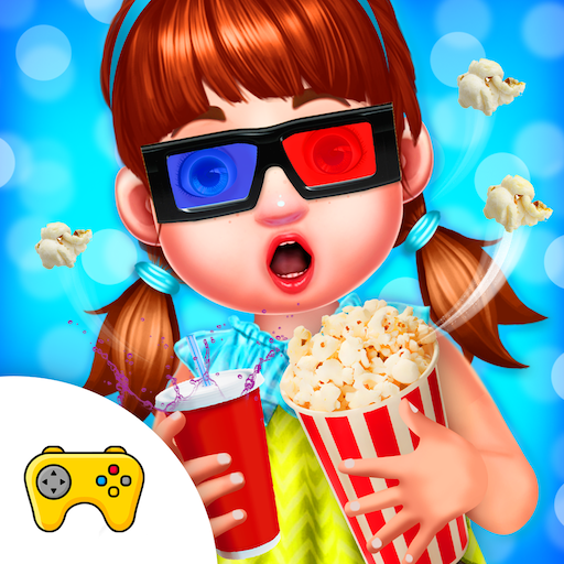 Family Friend Movie Night Out Party MOD APK