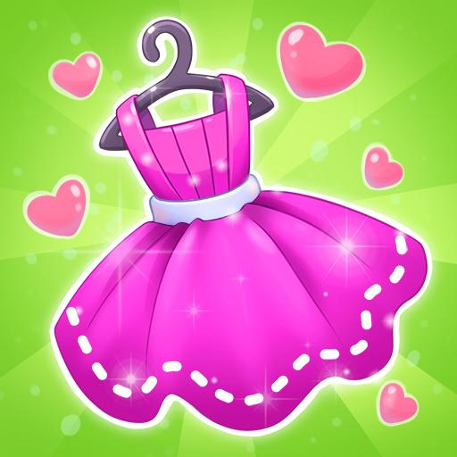 Fashion Dress up games for girls. Sewing clothes MOD APK 6.0.8