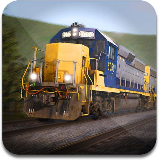 Fast Euro Train Driver Sim: Train Games 3D 2020 MOD APK