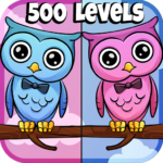 Find The Differences Game 500 levels MOD APK 1.9.52