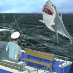 Fishing Game 🎣 – Ship & Boat Simulator uCaptain ⛵ MOD APK 4.9991