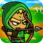 Five Heroes: The King's War MOD APK 3.1.2