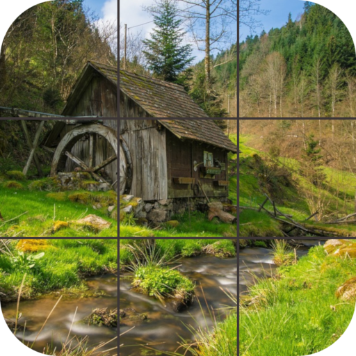 Forest Jigsaw Puzzle MOD APK