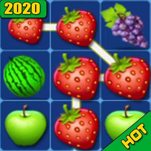 Fruit Link 2020 – Fruit Legend – Free connect game MOD APK