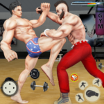 GYM Fighting Games: Bodybuilder Trainer Fight PRO MOD APK 1.4.2