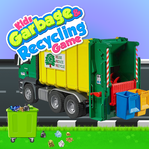 Garbage Truck & Recycling Game MOD APK