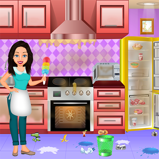Girls Home Cleaning: Bedroom Makeover & Repairs MOD APK