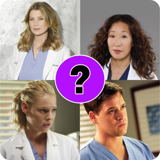 Grey's Anatomy Quiz – Guess all characters MOD APK