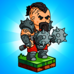 Grow Knights – merge heroes and conquer castles MOD APK 1.4.1