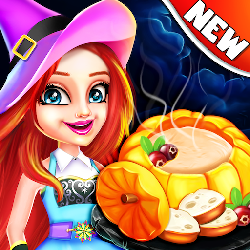 Halloween Cooking: Chef Madness Fever Games Craze MOD APK