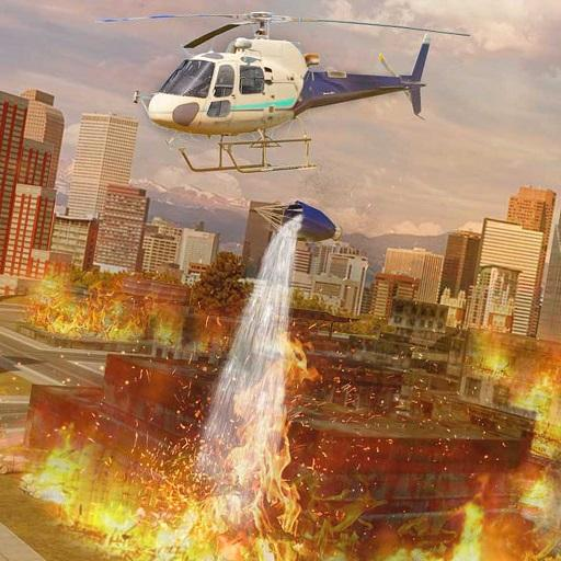 Heli Ambulance Rescue Team 3D Helicopter Simulator MOD APK
