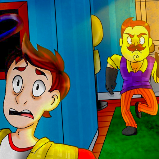 Hi Kid Neighbor Granny – Scary Horror Granny Game MOD APK
