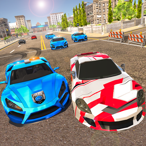Highway Police Pursuit: Chase Getaway Robbers MOD APK