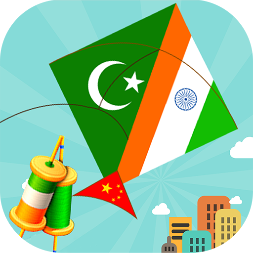 India Vs Pakistan Kite Flying Combat MOD APK