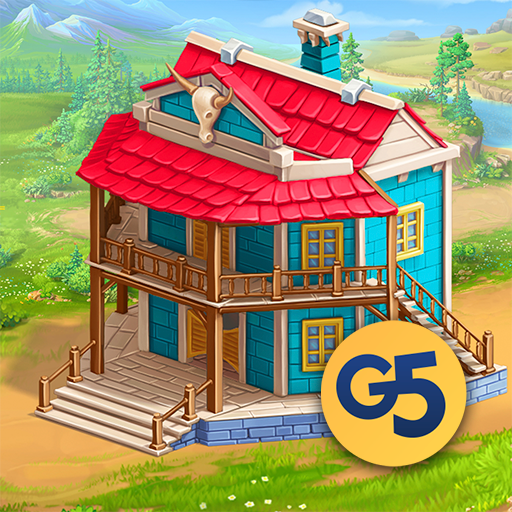 Jewels of the Wild West: Match gems & restore town MOD APK
