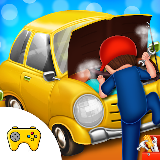 Little Garage Mechanic Vehicles Repair Workshop MOD APK