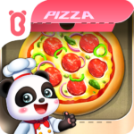 Little Panda's Space Kitchen – Kids Cooking MOD APK 8.43.00.10