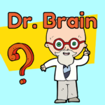 Logic Quiz Dr. Brain: riddles and puzzle game MOD APK 1.1.12