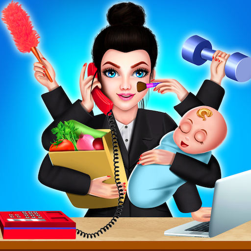 Magic House Cleaning – Girls Home Cleanup Game MOD APK