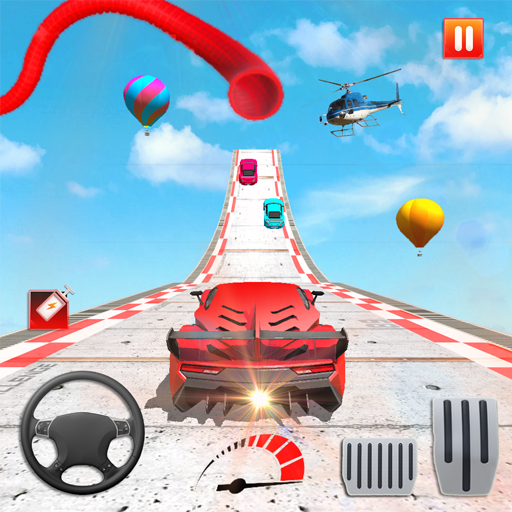 Mega Ramp Car Racing Stunts 3d Stunt Driving Games MOD APK
