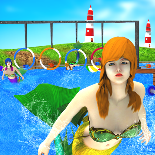 Mermaid Race 2020: Real Mermaid Simulator Games 3d MOD APK