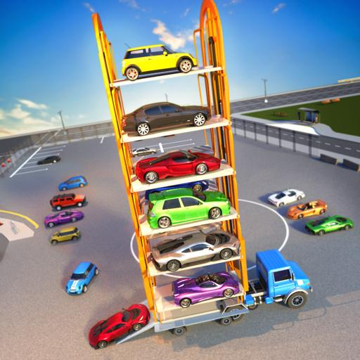 Multi Car Parking Mania: Smart Crane Driving Games MOD APK