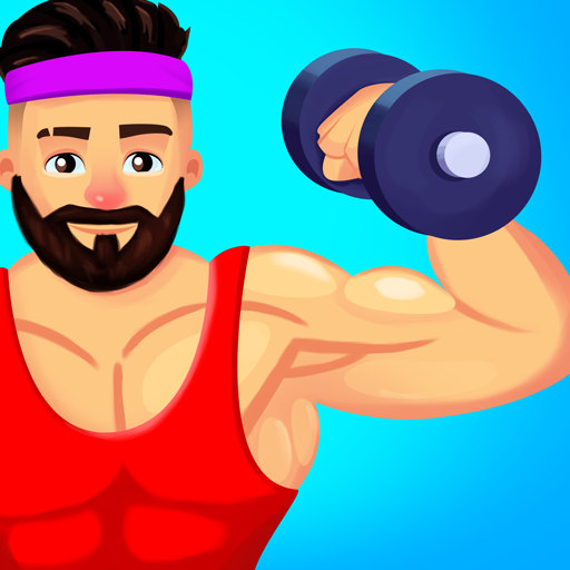 Muscle Workout Clicker- Bodybuilding game MOD APK
