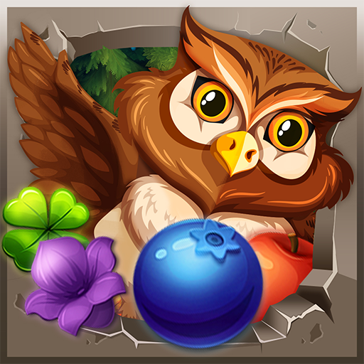 Mystery Forest – Match 3 Fun MOD APK