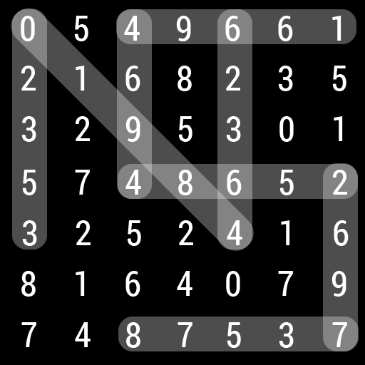 Number Search 1st MOD APK