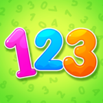 Numbers for kids! Counting 123 games! MOD APK 0.7.26