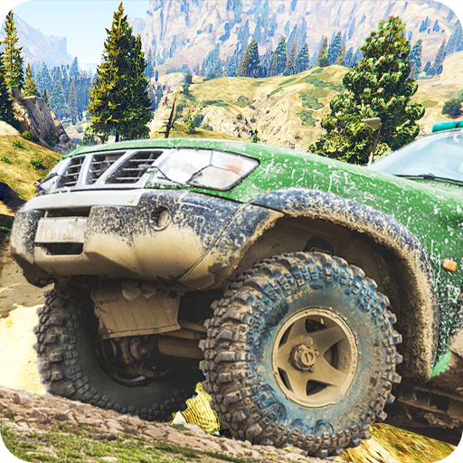 Off road 4X4 Jeep Racing Xtreme 3D 2 MOD APK