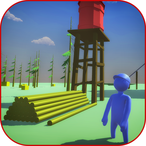 People Fall Flat On Human MOD APK