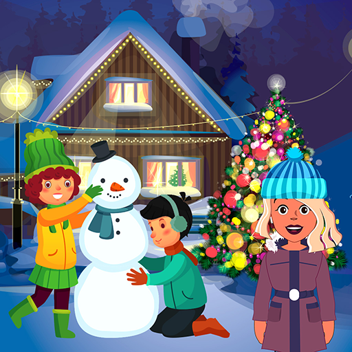 Pretend City Winter Vacation MOD APK