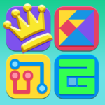 Puzzle King – Puzzle Games Collection MOD APK 2.2.1