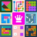 Puzzledom – classic puzzles all in one MOD APK 8.0.2